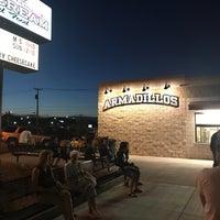 Photo taken at Armadillos Ice Cream Shoppe by Rachel K. on 7/17/2017