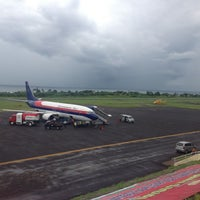 Photo taken at Sultan Babullah Airport (TTE) by Daniel J. on 6/3/2013