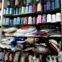 Photo taken at Ping Yiu Tailoring Material Supplier by Simon Y. on 10/19/2013
