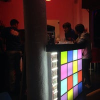 Photo taken at WHAAM! Bar by gimeno h. on 1/5/2014
