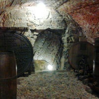Photo taken at Pilsen historical underground by Танюшка Ф. on 1/7/2016