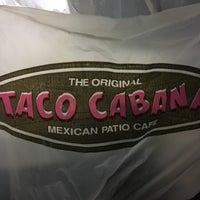 Photo taken at Taco Cabana by Lady K. on 12/9/2016