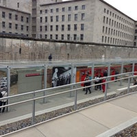 Photo taken at Topography of Terror by Mariano A. on 5/1/2013