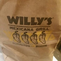 Photo taken at Willy's Mexicana Grill by Debz S. on 12/22/2015