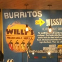 Photo taken at Willy's Mexicana Grill by Debz S. on 1/18/2016