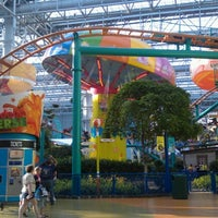 Photo taken at Nickelodeon Universe® by Amos G. on 6/11/2012