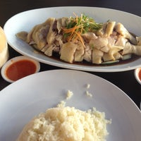 Photo taken at BB Hailam Chicken Rice by thewhenger™ on 9/3/2012
