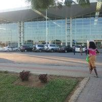 Photo taken at Maputo International Airport (MPM) by Hugo M. on 6/6/2012