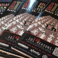 Photo taken at Atlanta Film Festival (@ Landmark Midtown Art Cinema) by Michael M. on 3/31/2012