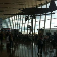 Photo taken at Terminal 2 by Irina K. on 6/29/2012