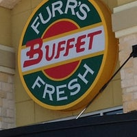 Photo taken at Furr's Fresh Buffet by Barbara K. on 5/16/2012