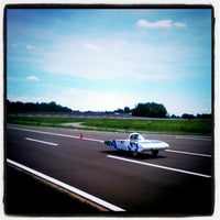 Photo taken at GKN Driveline Test Track by Mari M. on 7/16/2012