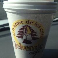 Photo taken at Café Jekemir by Geo d. on 2/21/2012