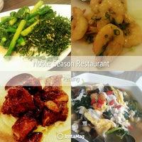 Photo taken at Hei Yeong Seng Chinese Restaurant (喜洋城) by Linda W. on 10/15/2014