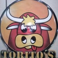 Photo taken at Torito's by Avila d. on 8/6/2014