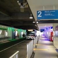 Photo taken at Matsumoto Bus Terminal by ひょん on 12/25/2012