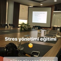 Photo taken at Düzce Ticaret Borsası by Büşra T. on 11/10/2017