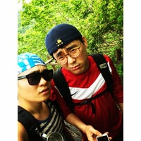 Photo taken at Deogyusan National Park by KR M. on 6/6/2014
