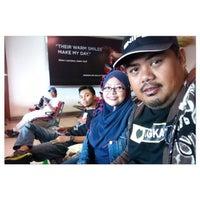 Photo taken at Pejabat Imigresen Lapangan Terbang Antarabangsa Langkawi by Kechik C. on 1/26/2015