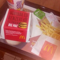 Photo taken at McDonald's by Uğur Y. on 11/2/2015
