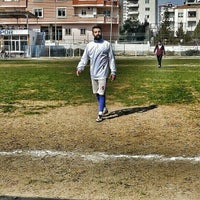 Photo taken at Camspor Spor Tesisleri by Aykut M. on 2/13/2017