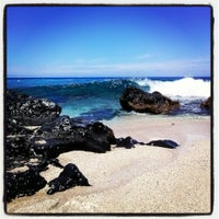 Photo taken at Plage de Boucan Canot by Rose N. on 12/28/2014