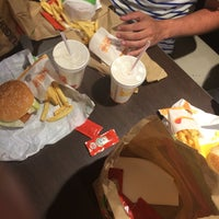 Photo taken at Burger King by Jesús D. on 8/9/2016