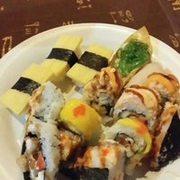 Photo taken at Sakura Japanese Buffet by Brian H. on 11/8/2015