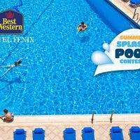 Photo taken at Best Western Hotel Fenix by Best Western on 8/14/2014