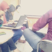 Photo taken at UPT Balai Bahasa UNILA by Putri O. on 7/30/2013
