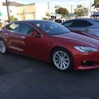 Photo taken at Tesla by Jonah W. on 12/1/2016