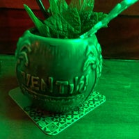 Photo taken at Ventiki Polynesian Dining & Cocktails by Jonah W. on 2/21/2018