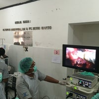 Photo taken at Endoscopy Training Center in Colaboration with Olympus Singapore, Ltd by Toar M. on 1/18/2015
