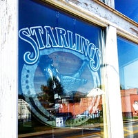 Photo taken at Starlings Coffee & Provisions by MT W. on 9/11/2015