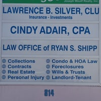 Photo taken at Law Office of Ryan S. Shipp, PLLC by ryan s. on 7/31/2016
