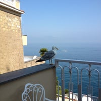 Photo taken at Corallo Hotel Sorrento by Terry S.  on 7/15/2013