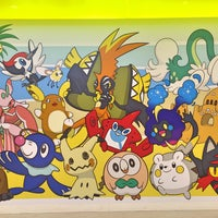 Photo taken at Pokemon Store by 龍 on 7/14/2017
