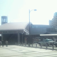 Photo taken at Toyokawa Station by 龍 on 3/17/2013