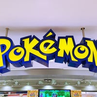 Photo taken at Pokémon Center Osaka by 龍 on 4/4/2014