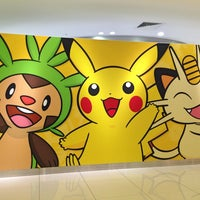 Photo taken at Pokémon Center Osaka by 龍 on 11/1/2014