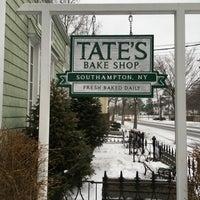 Photo taken at Tate's Bake Shop by Kinjil M. on 2/15/2016