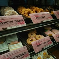 Photo taken at Mister Donut by ひゆひゆ h. on 3/8/2014