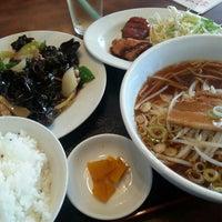 Photo taken at 台味館 by ひゆひゆ h. on 10/18/2015
