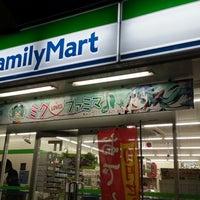 Photo taken at FamilyMart by ひゆひゆ h. on 8/29/2013