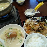 Photo taken at 台味館 by ひゆひゆ h. on 12/3/2017