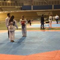 Foto tomada en Velódromo Panamericano por Tania R. el 11/8/2015