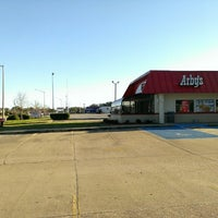 Photo taken at Arby's by Zach R. on 3/20/2013