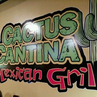 Photo taken at Cactus Cantina by Zach R. on 12/5/2016