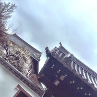 Photo taken at Myoanji Temple by twintrival on 3/1/2015