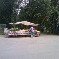 Photo taken at Микрорайон Ждановский by Сергей П. on 8/8/2014